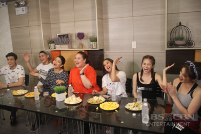 PHOTOS: Magandang Buhay with Elisse, Michelle, Marco and Christian
