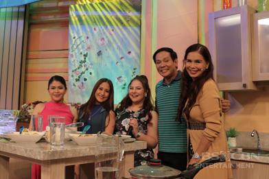 PHOTOS: Magandang Buhay with Joey and Melanie