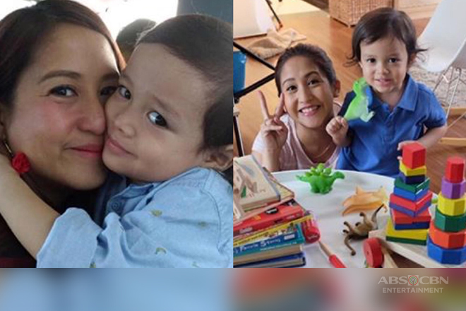 #PeleSerye: 36 photos of Momshie Jolina with her lovable & charming little boy
