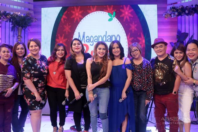 PHOTOS: Magandang Buhay with Aegis