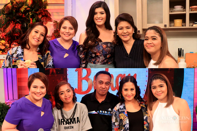 PHOTOS: Magandang Buhay with Mariel de Leon and Donna Cariaga