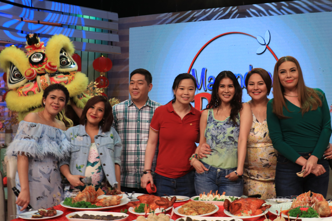 PHOTOS: Magandang Buhay with Gelli de Belen and K Brosas