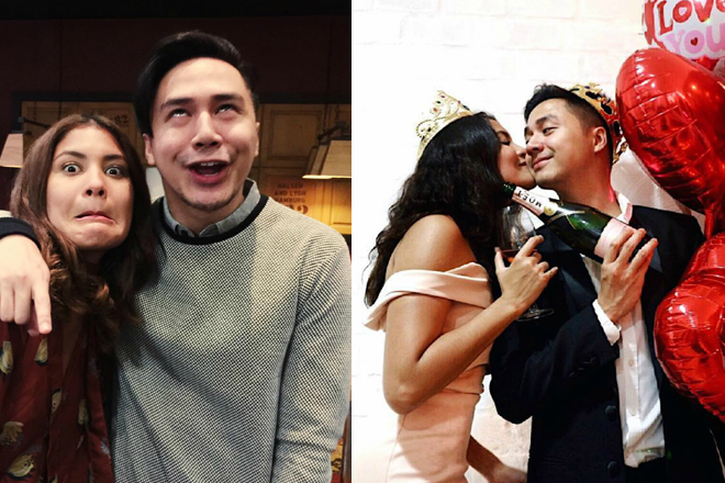 From FRIENDS to LOVERS! 14 photos of Sam Conception with his