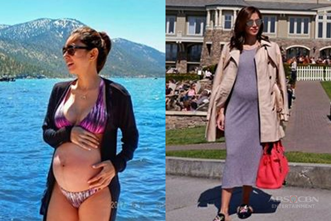 10 times Maricar de Mesa nailed the sexy preggy look!