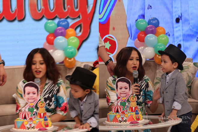 PHOTOS: Pele's 4th birthday celebration on Magandang Buhay