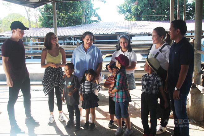 PHOTOS: Magandang Buhay with the cast of Hanggang Saan