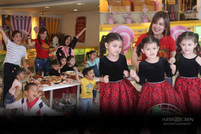 PHOTOS: Ramona Revilla with her kids on Magandang Buhay#TripLetsHaveFun