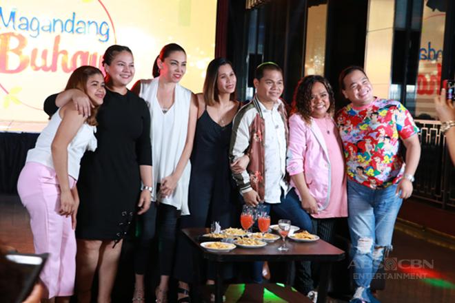 PHOTOS: Laughtrip kwentuhan with Pokwang, K, Pooh & Chokoleit on Magandang Buhay