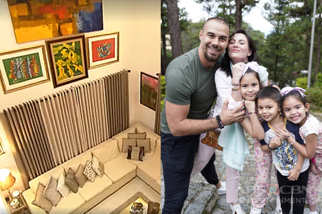 IN PHOTOS: A look inside Team Kramer's beautiful home!