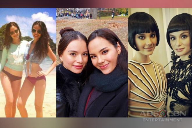 LOOK: 24 Photos of Catriona Gray with her long lost
