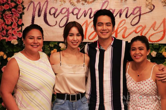 PHOTOS: Magandang Buhay with Julia Barretto