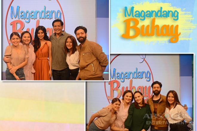 PHOTOS: Magandang Buhay with Joross Gamboa and Joey Marquez