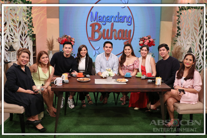 PHOTOS: Magandang Buhay with Moira, Jason, Sunshine, Alex, Dani and Xavi