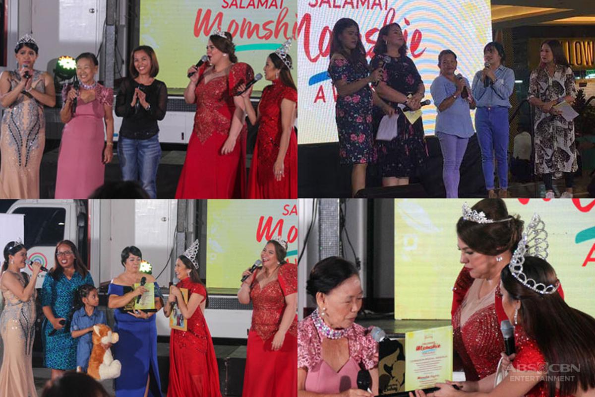 """""""Magandang Buhay"""" honors six outstanding super momshies"""