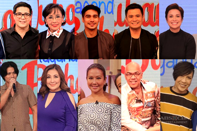 PAANDAR 2017: 10 showbiz icons who graced Magandang Buhay this year
