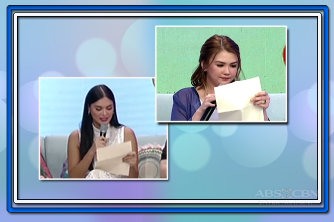 Two years of touching letters that leave celebrities in tears on Magandang Buhay (Part 3)