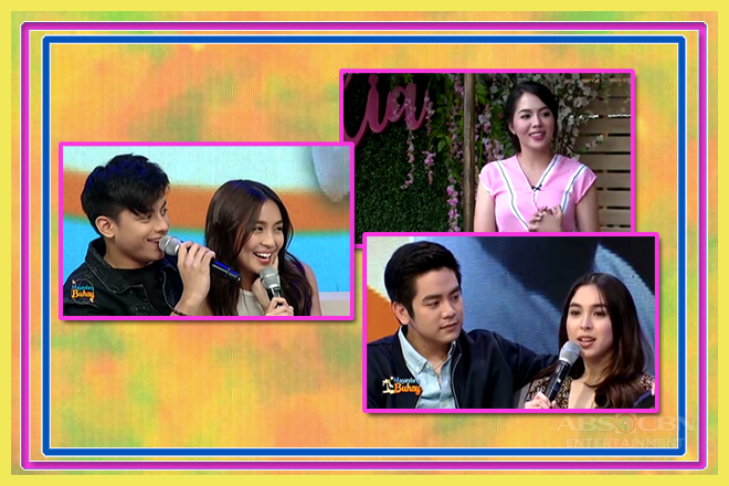 All the celebrity-firsts we heard in Magandang Buhay