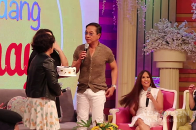 Magandang Buhay Off Cam with Ted Failon