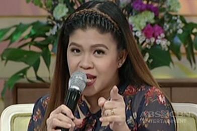 Momshie Melai, nag-sample ng pag-host bilang VJ