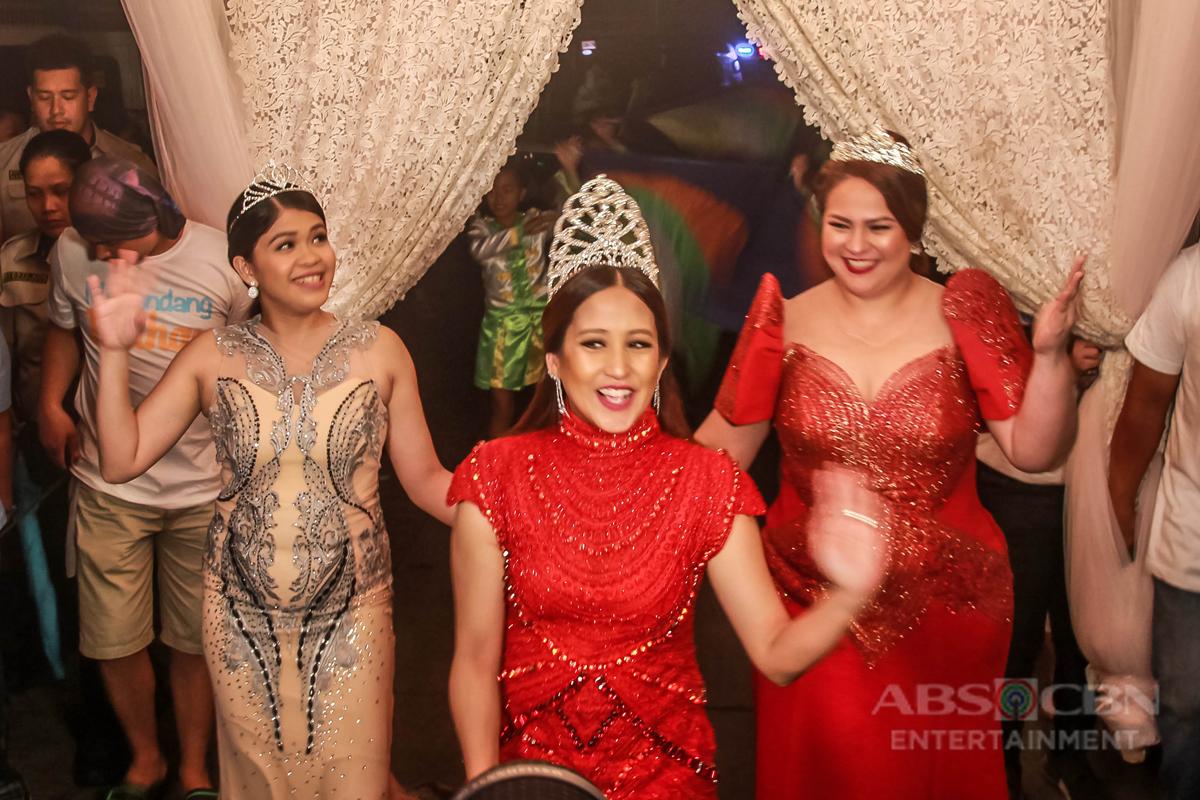 'Momshie Sagala' with Karla, Jolina and Melai