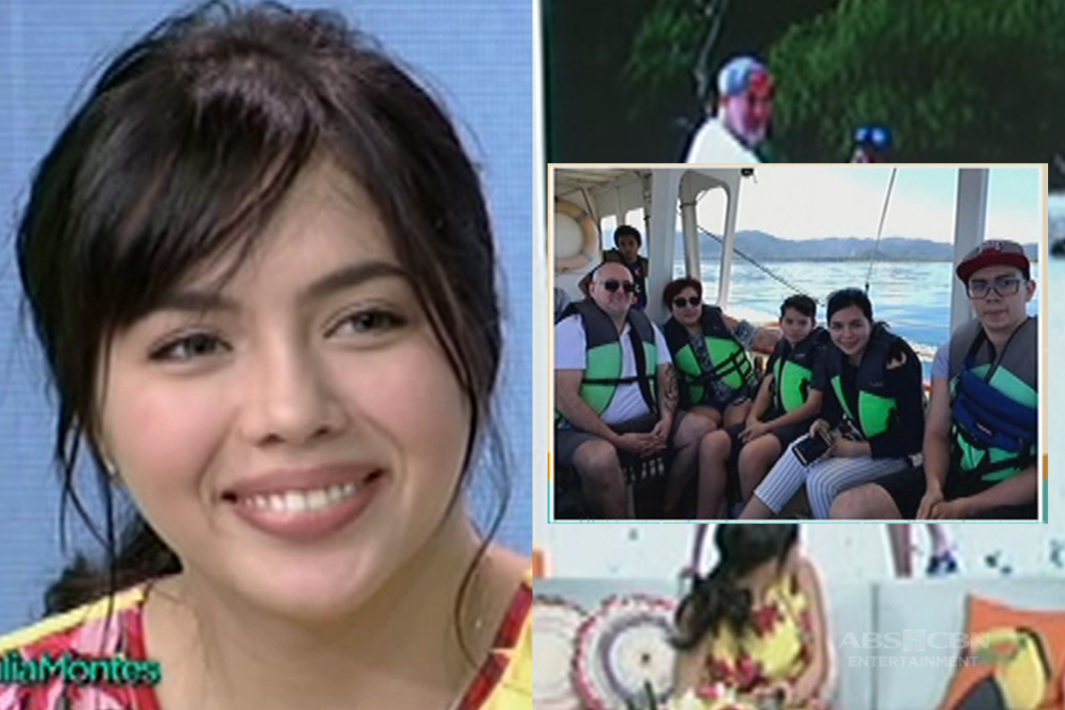 Julia, ikinuwento ang Palawan trip niya kasama ang kanyang pamilya