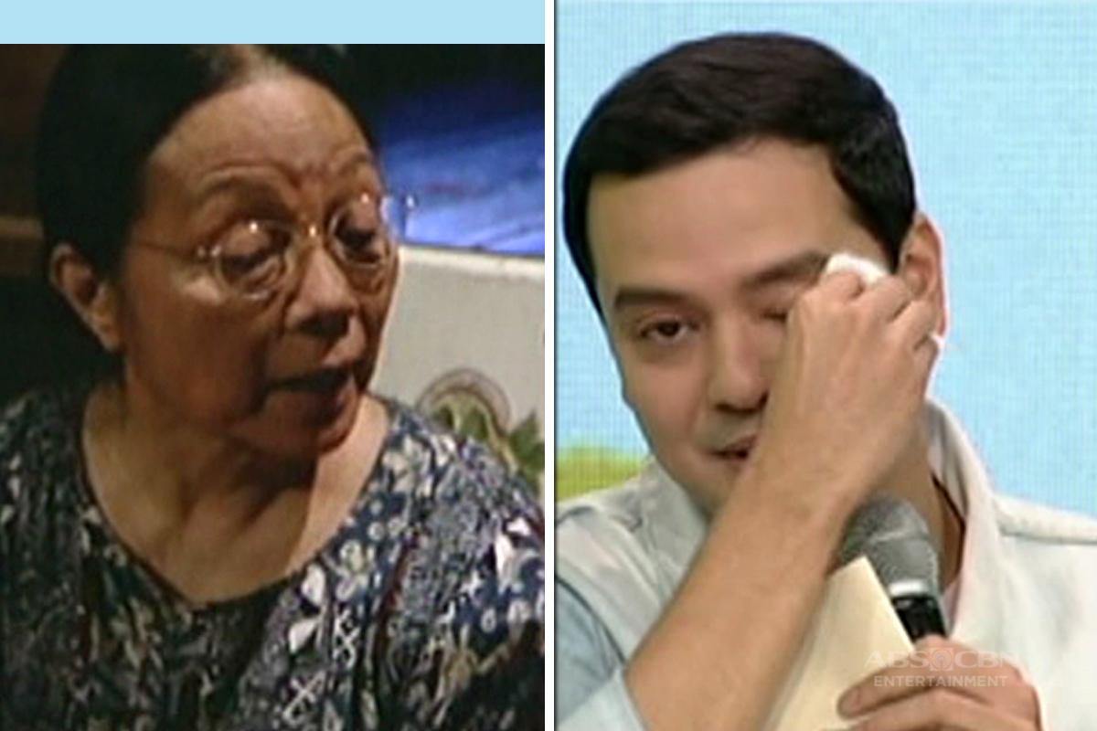 Why John Lloyd got emotional in Magandang Buhay