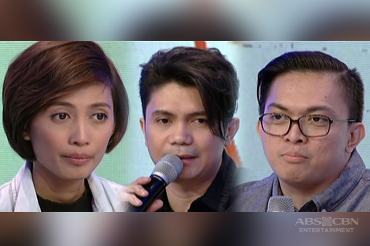Vhong's touching message for his siblings