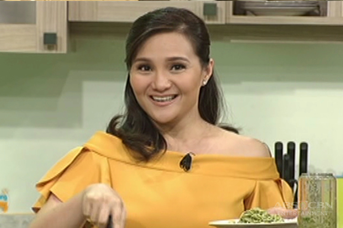 Gladys, may tips para sa mga nagbe-breastfeed