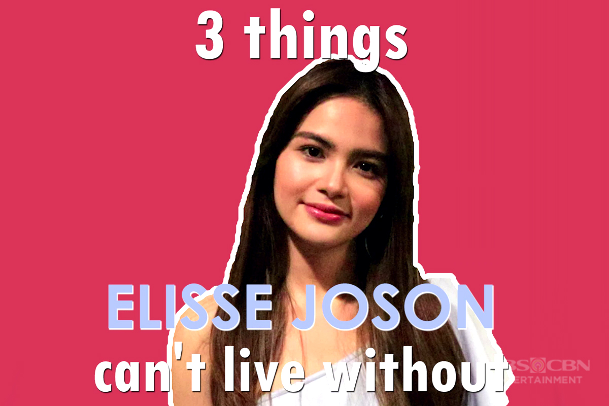 MB EXCLUSIVE: 3 Things Elisse Joson Can't Live Without