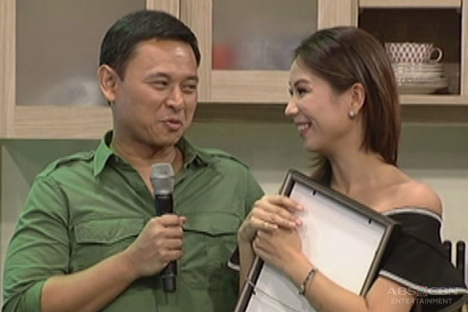 Sonny at Tootsie, sinabi ang kanilang vows for each other