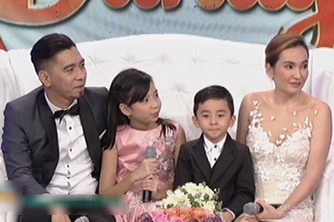 Angelica at Theodore, sinabi ang kanilang reaction sa surprise proposal at wedding ng kanilang parents