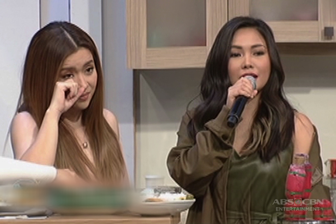 Yeng's birthday wish for Angeline