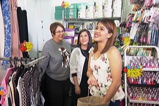 Momshie Karla, ipinakita ang kanyang mga tintinda sa kanyang bazaar