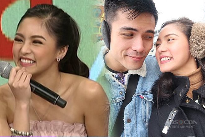 Kim talks about her recent trip with Xian