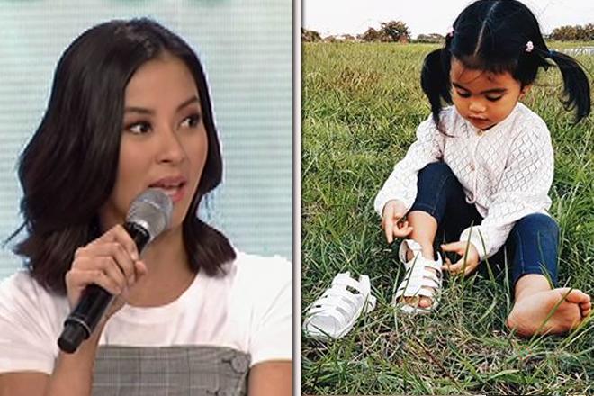 Momshie Bianca, ikinuwento kung gaano siya kaingat pag ipino-post sa social media ang kanyang anak
