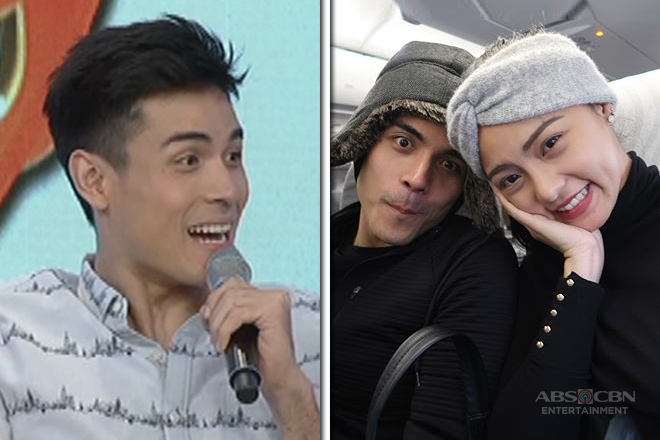 Xian shares his happy moments with Kim in their recent vacation together