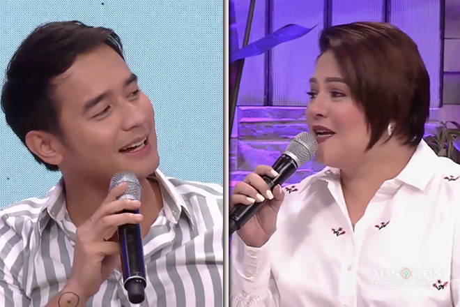 JM and Momshie Karla's must watch duet of 'One Day'