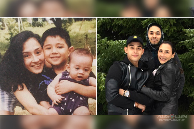 These 17 photos of Teresa Loyzaga with her 2 boys perfectly capture what it's like to be a single parent