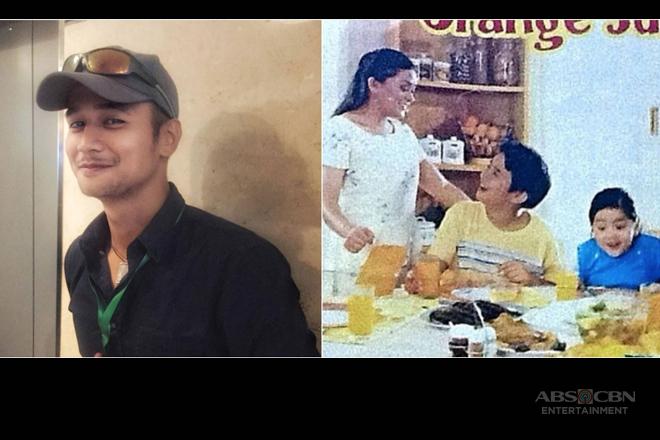 JM, ikinuwento ang kanyang buhay bilang isang batang commercial model