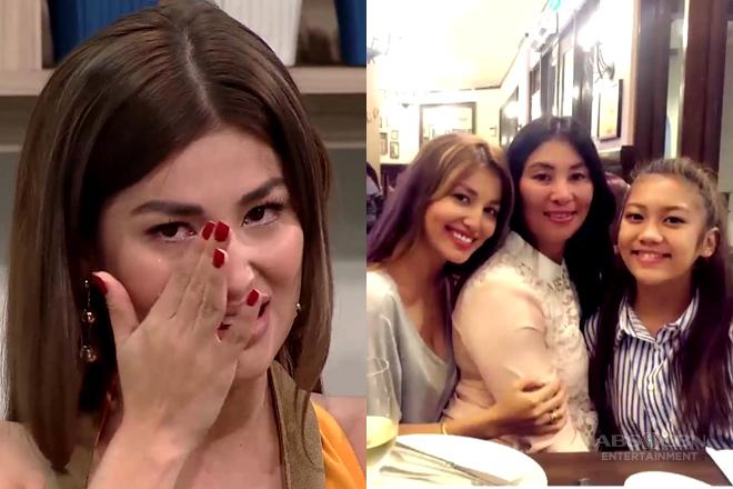 Bakit nga ba ayaw napag-uusapan ni Nathalie ang kanyang pamilya?