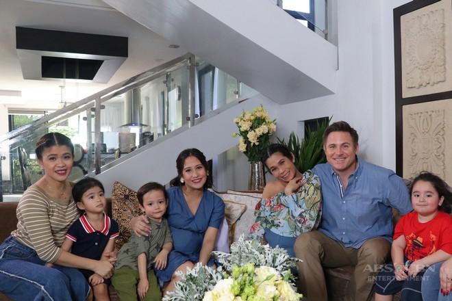 Momshie Karla, Jolina at Melai, binisita ang bagong bahay nina Pokwang at Lee!