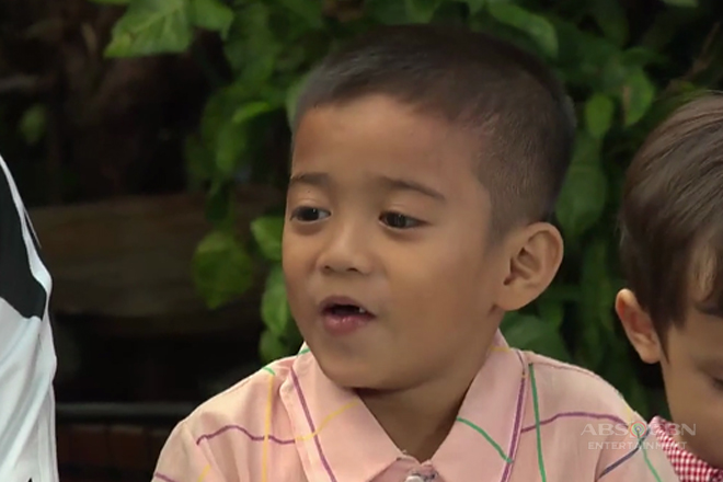 Carlo, napa-english sa Magandang Buhay