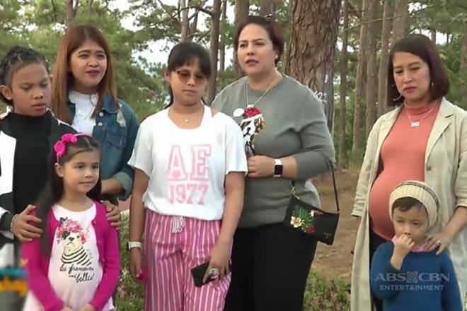Momshie Karla, Melai at Jolina, pinuntahan ang Cemetery of Negativism
