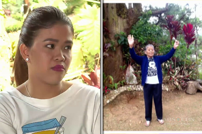 Momshie Melai, biglang na-miss ang kanyang lola