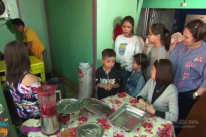 Momshie Karla, Jolina at Melai, pinanood kung paano gawin ang Strawberry Ice Cream