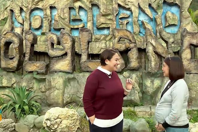 Momshie Karla at Jolina, excited na inikot ang Holyland sa Baguio