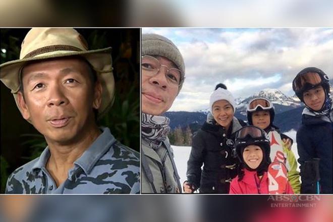Kuya Kim, gustong makasama ang kanyang mga anak sa kanyang adventure