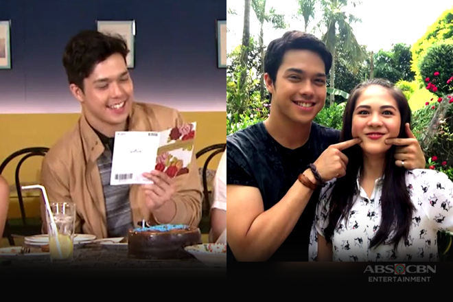 Janella, may surprise birthday letter for Elmo!