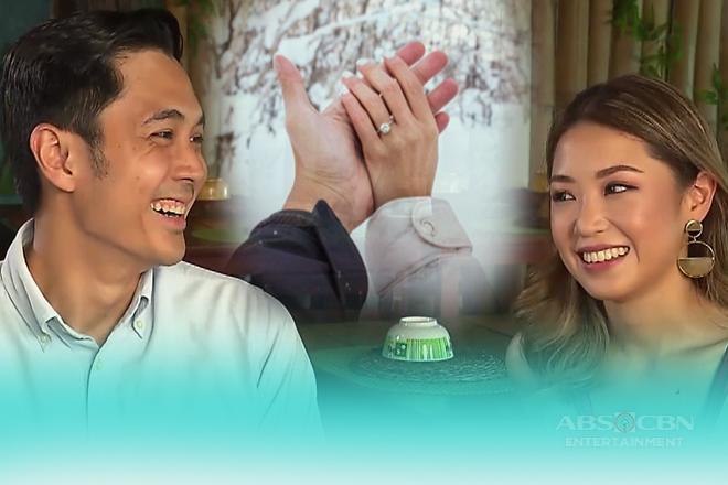 Slater, may trivia tungkol sa engagement ring na binigay niya kay Kryz