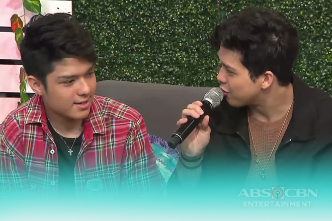 Elmo & Arkin's sweet message for each other
